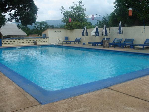 Nos realisations piscines en afrique construction de for Construction piscine 82